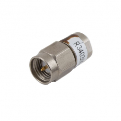 Low power space coaxial SMA terminations