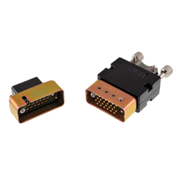 MMC connector series for civil and military applications