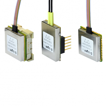 Radiall D-Light transmitter, receiver and transceiver modules