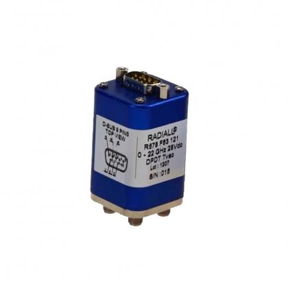 DPDT R578 TVac