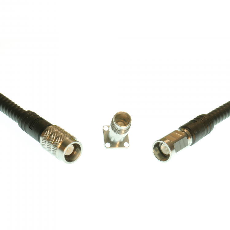 NEX10™ connectors for a robust outdoor connection