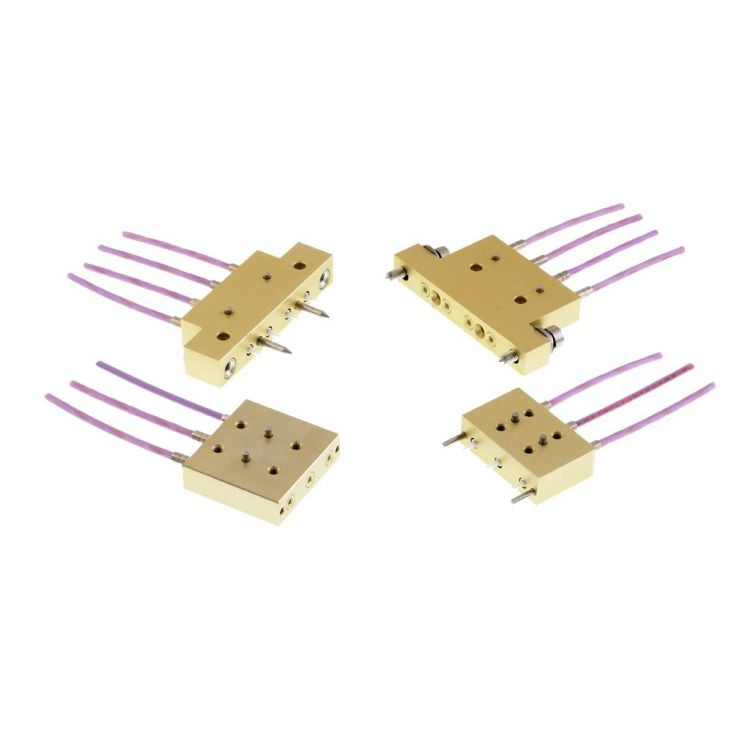Custom design connectors for board to board applications based on customer requirements and specifications