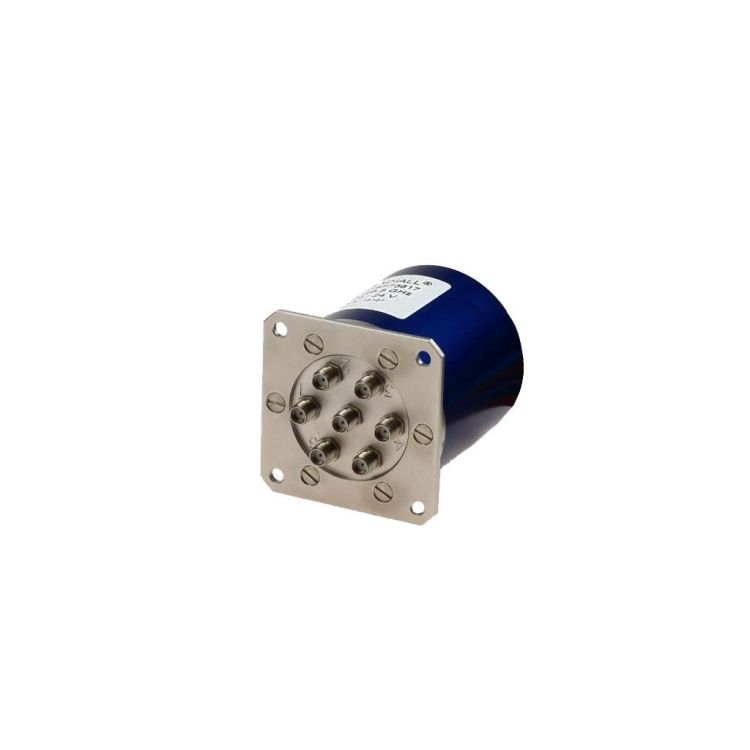 RAMSES Terminated R574 multithrow coaxial switches