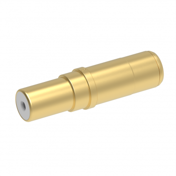 Size 5 Pin Coaxial contact for RG141  RG58 cable - EPXA & B / QM SERIES