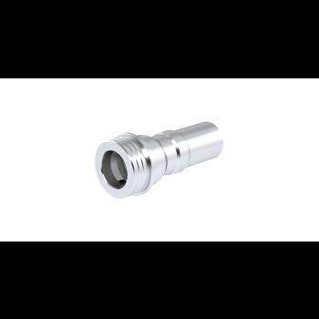 QN / STRAIGHT PLUG CRIMP TYPE CABLE LMR400