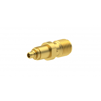 SMA FEMALE - MMCX MALE STRAIGHT ADAPTER