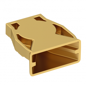 ST60 SMT HORN ANTENNA - H POLARIZATION -GOLD PLATED - COMMERCIAL