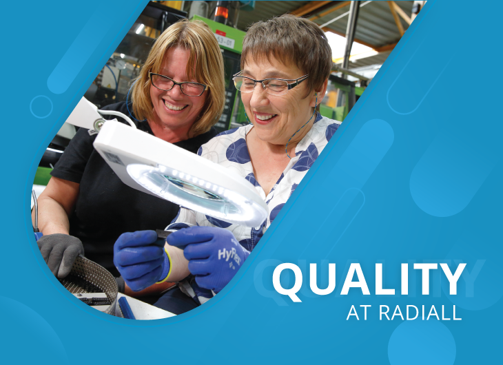 Quality at Radiall