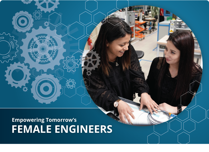 Empowering Tomorrow's Female Engineers