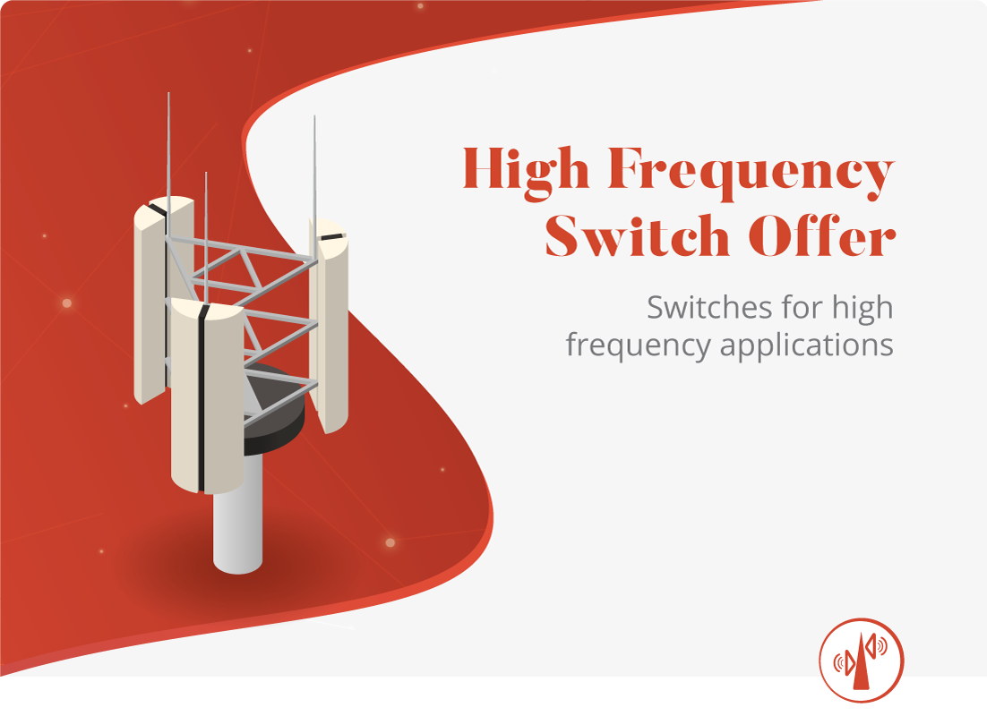 Switches for High Frequency Applications
