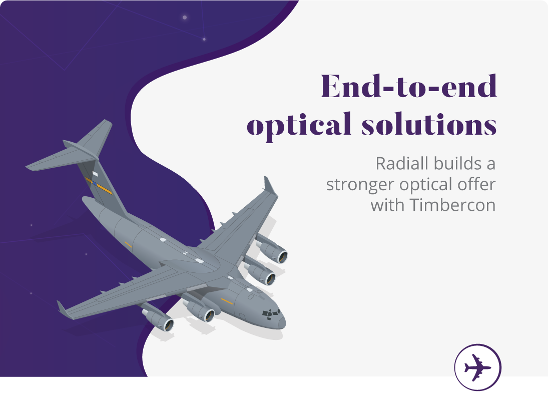 Expanded End-to-end Optical Solutions with Timbercon