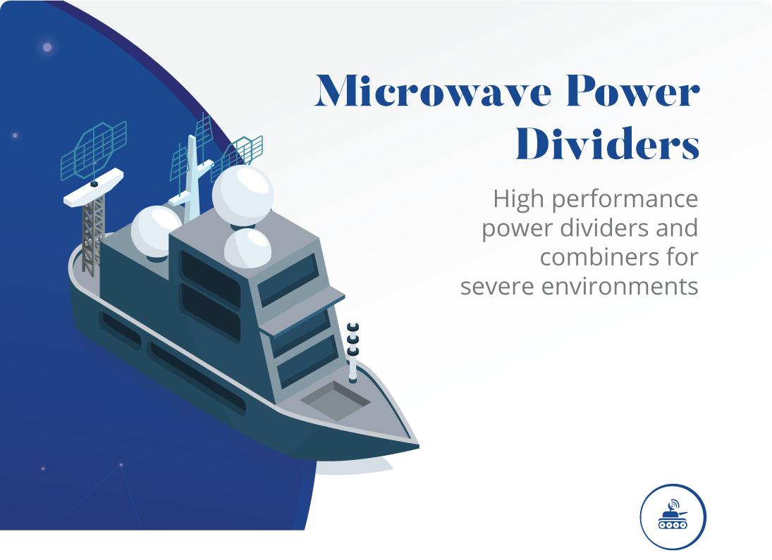 Microwave Power Dividers