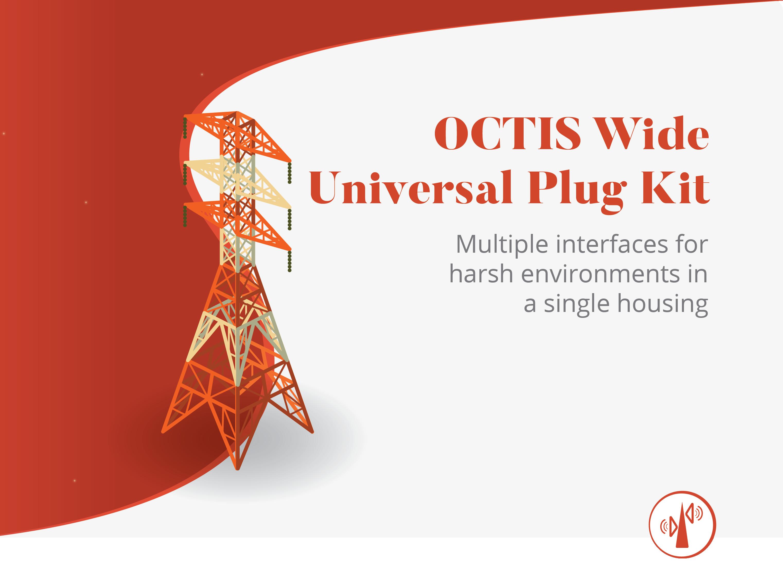 OCTIS™ Wide Universal Plug Kit