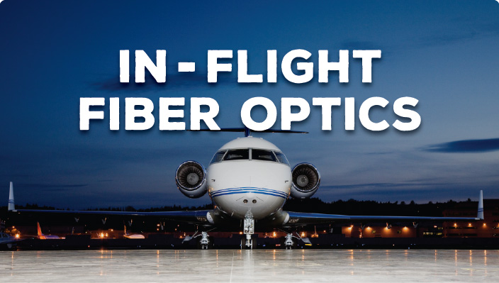 The Airline Industry Shouldn't Fear Fiber
