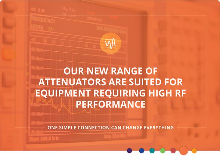 50 GHz Attenuators For Test & Measurement