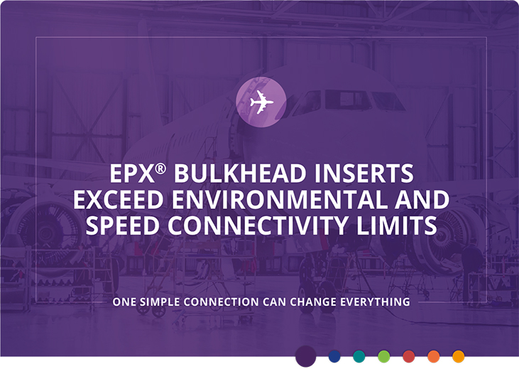 EPX® Offers High-Speed Interconnect Solutions