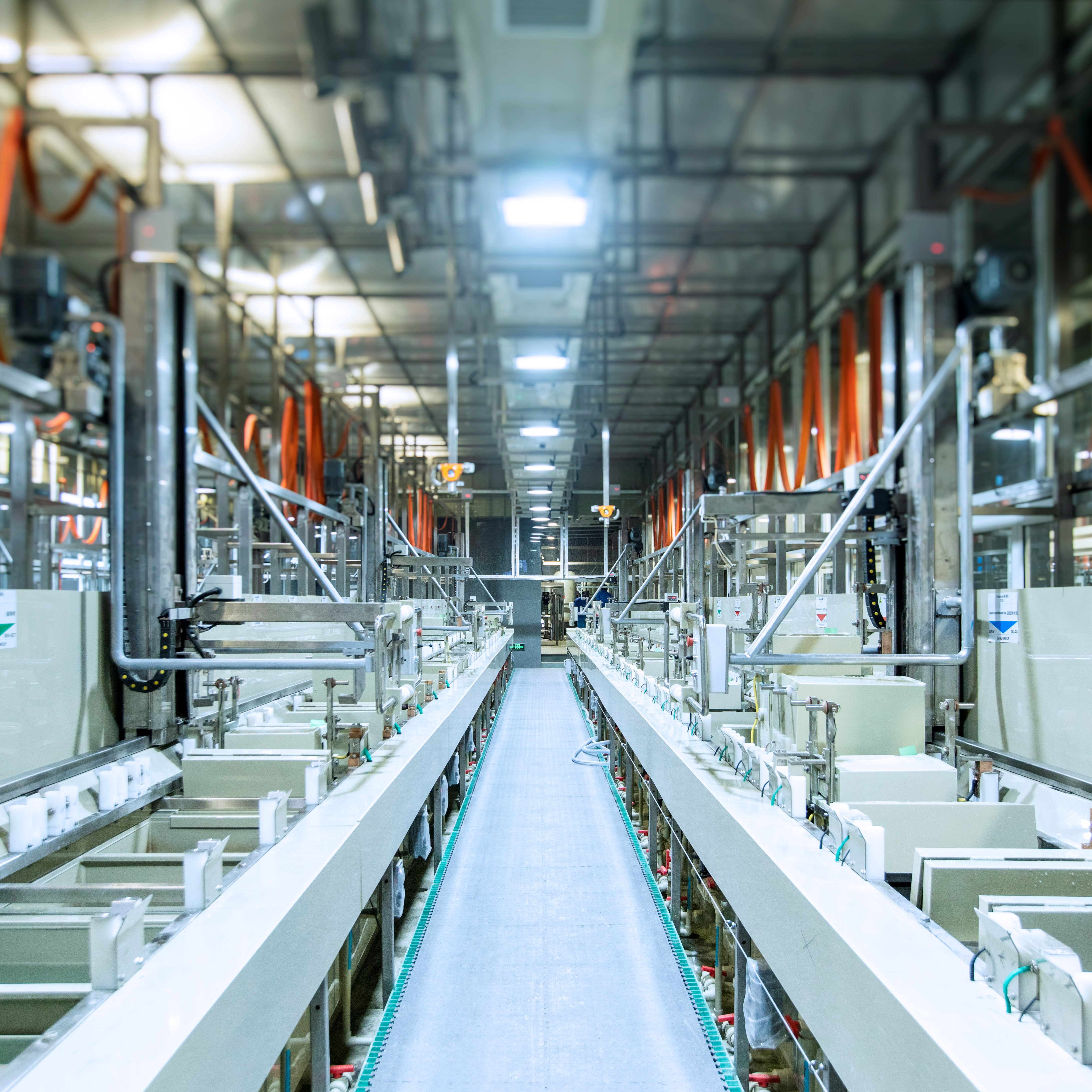 Manufacturing at Radiall Obregon
