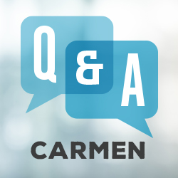 Q&A With Carmen