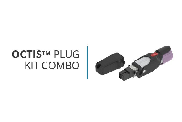 OCTIS™ Plug Kit Combo