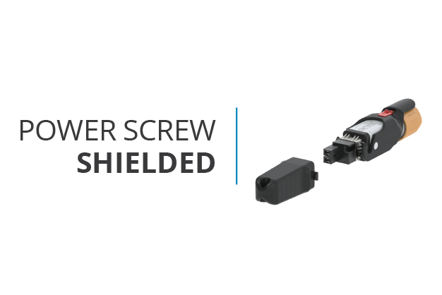 Power Screw Shielded