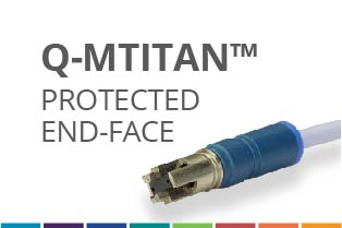 Q-MTitan: Protected end face